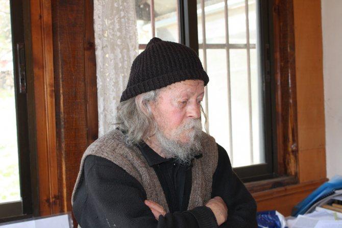 Афонский старец Гавриил