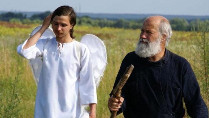 Фильм Старец Паисий и я, стоящий вверх ногами