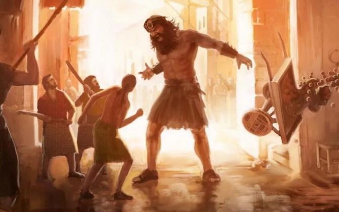 Исполины в Библии