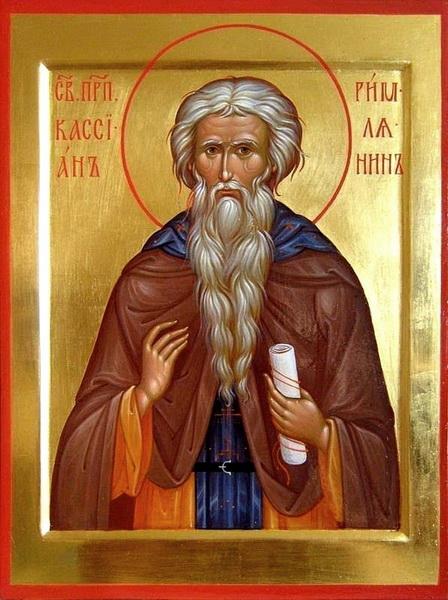 Преподобный Иоанн Кассиан