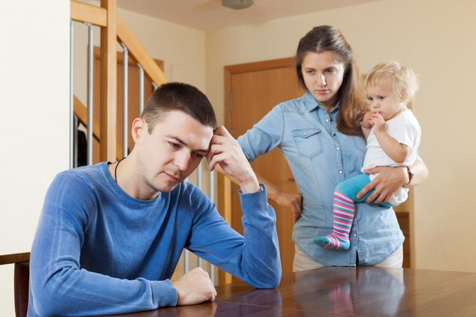Муж не хочет ребенка