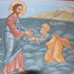 Спасение утопающего Петра