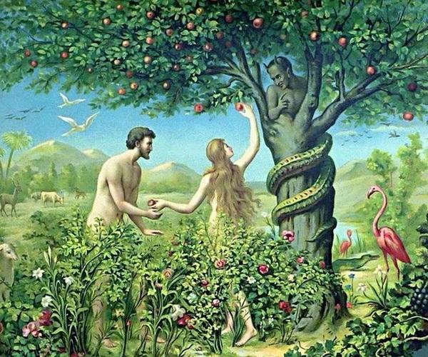 Искушение в Эдемском саду