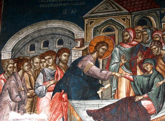 Исцеление тёщи Петровой