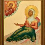 Икона Матроны Анемнясевской