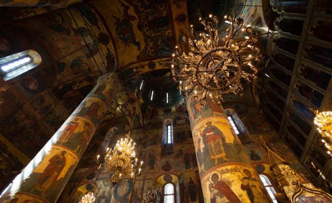 Православый храм