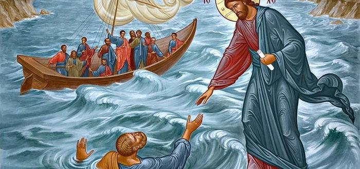 Хождение Иисуса Христа по водам