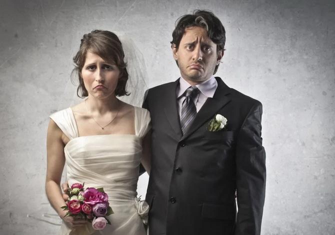 Неудачное замужество