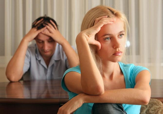Несчастные супруги