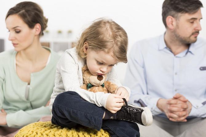 Несчастная семья