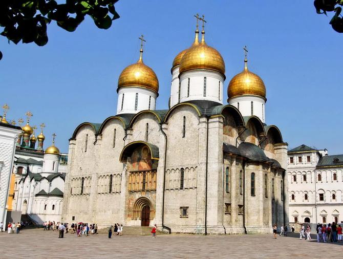 Успенский собор в Москве