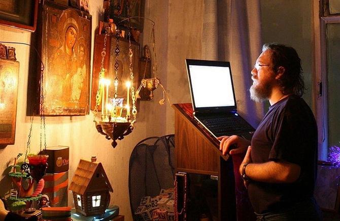 Молитва в квартире