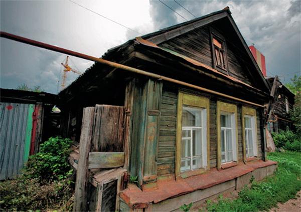 Дом, в котором жила Зоя